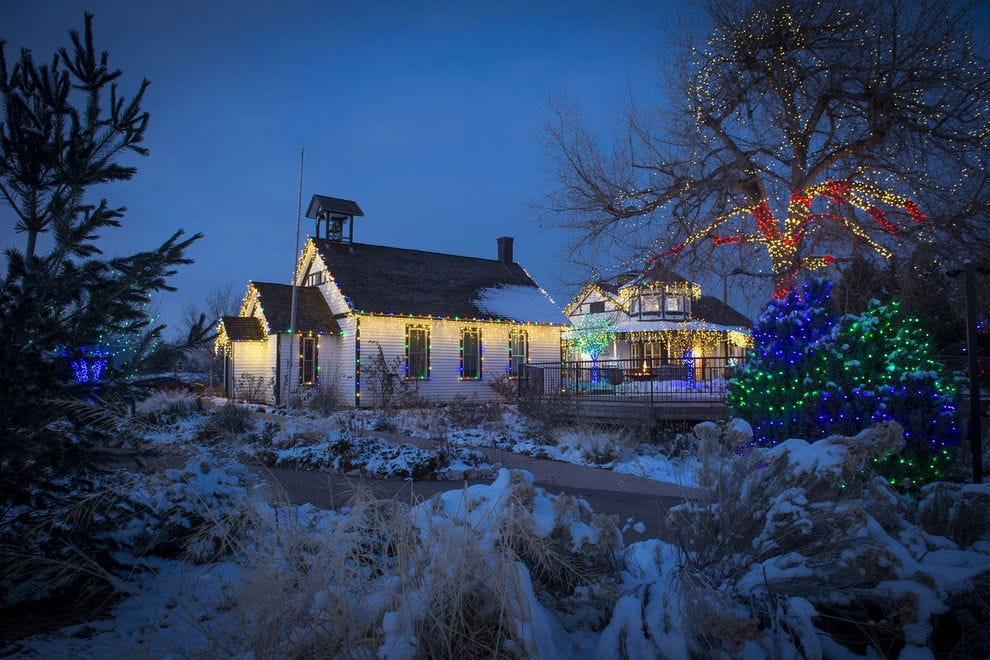 Santa's Village at Chatfield Farms