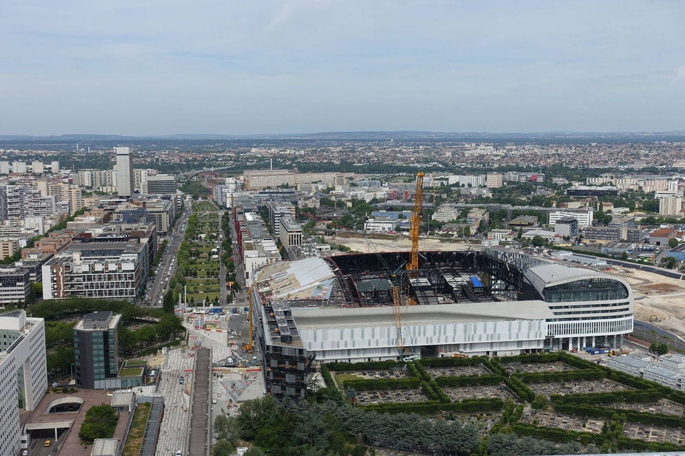 U Arena: Paris Attractions Review - 10Best Experts and ...