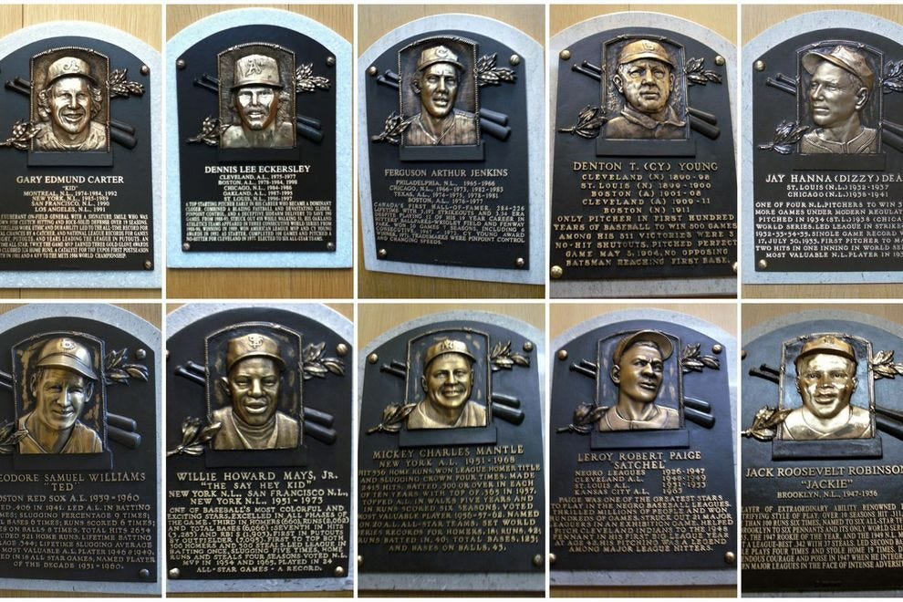 Learn about baseball greats in Cooperstown