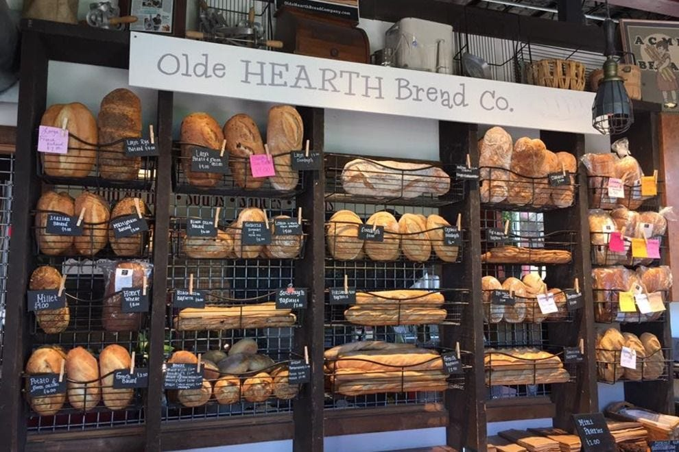 Boules, baguettes, biscotti and beyond – Olde Hearth Bread Co. does it all