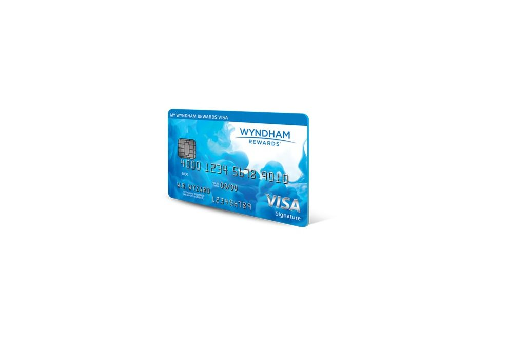 The Wyndham Rewards Visa Card helps you earn free stays
