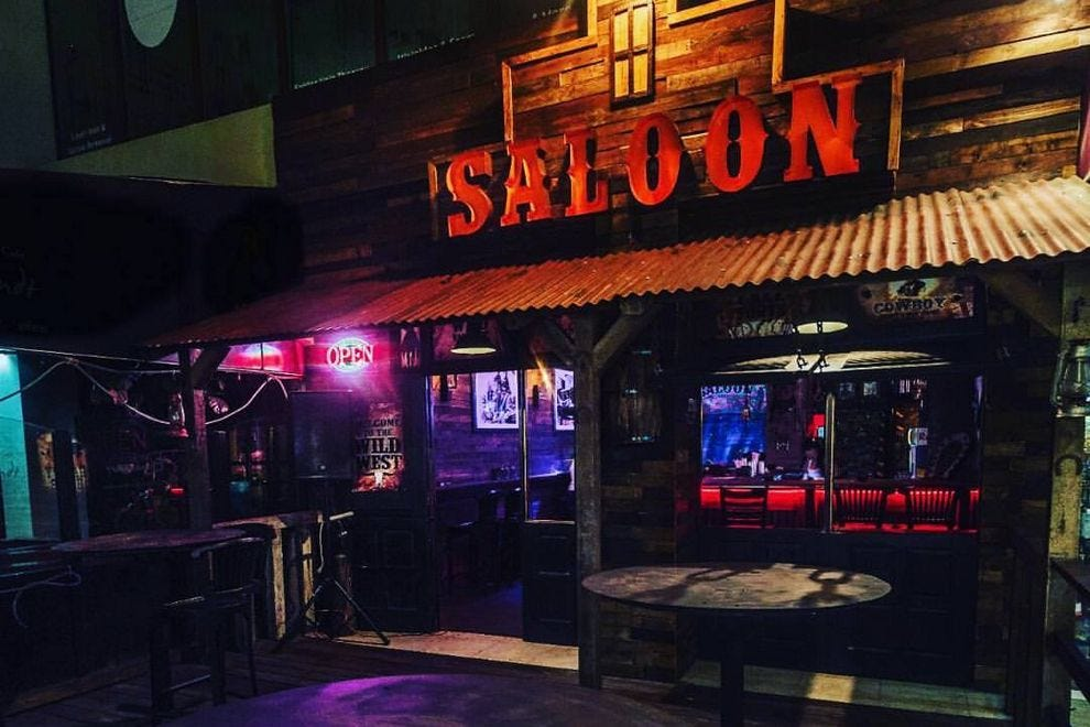 Saloon Bar Aruba
