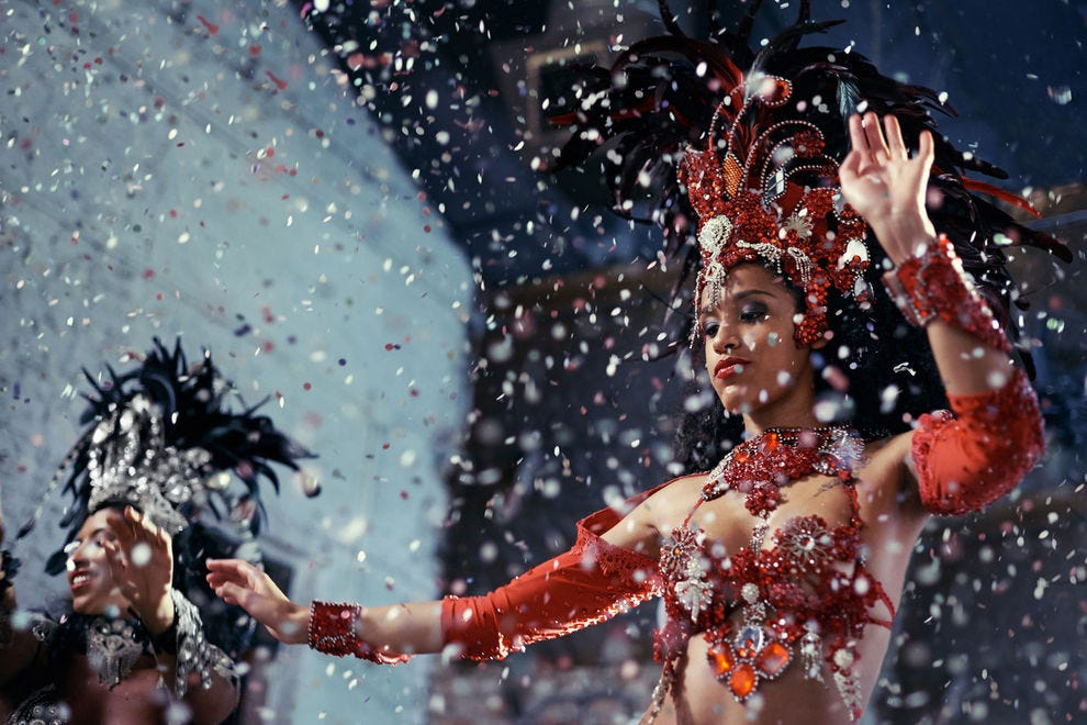 In Brazil, Thanksgiving Day offers Carnival-like celebrations