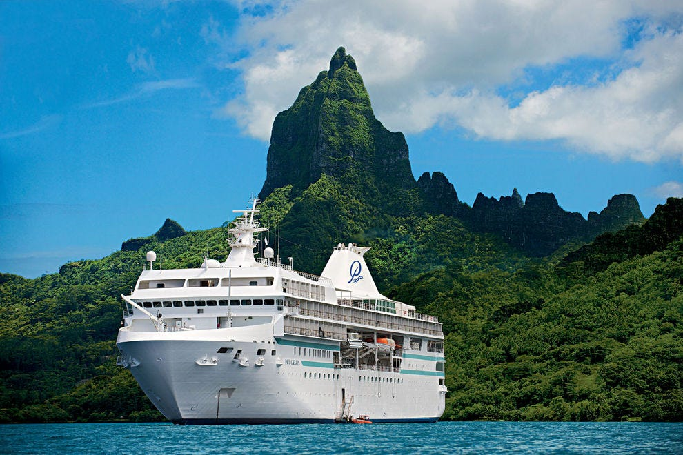 Paul Gauguin Cruises