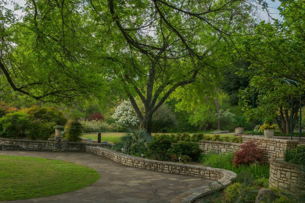 Fort Worth Botanical Garden: Dallas Attractions Review - 10Best ...