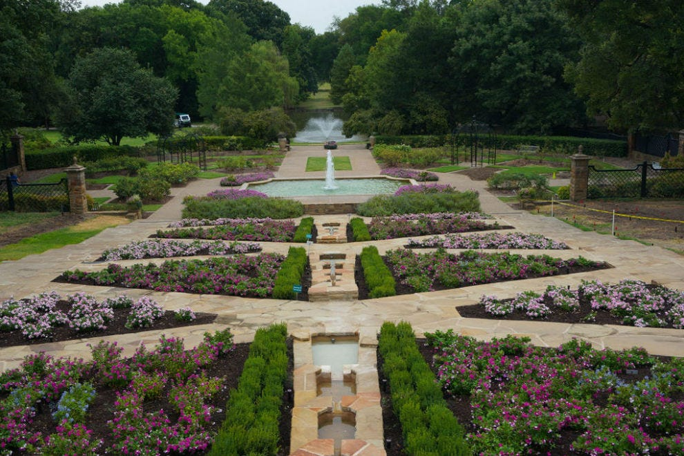 Fort worth botanical gardens reviews garden ftempo Fort worth botanical gardens wedding