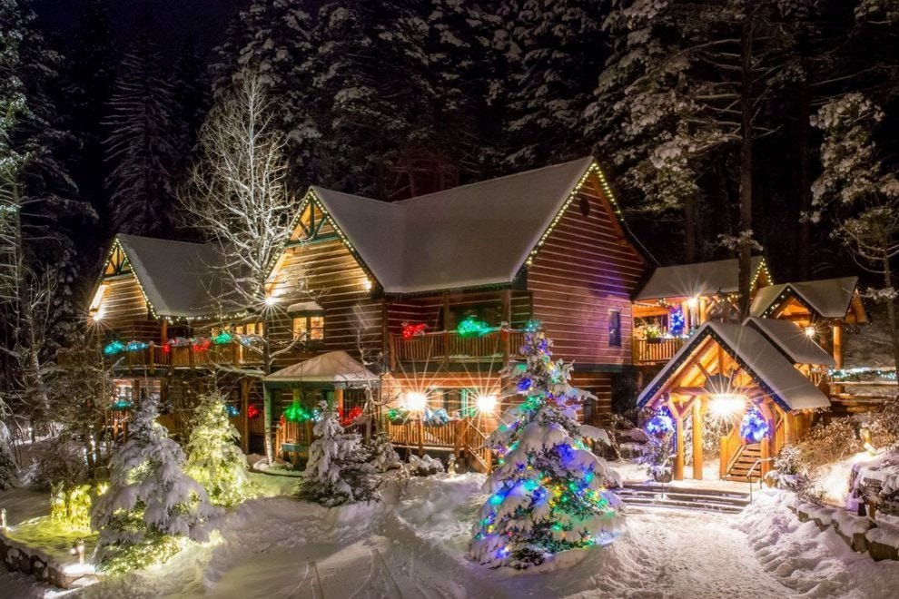 Hidden Moose Lodge has won the title of Best Ski Hotel twice in a row