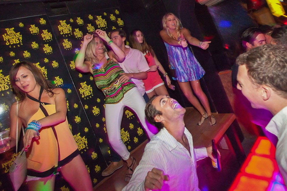 Nowhere Bar Cabo San Lucas Nightlife Review 10best