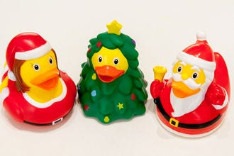 P is for Play: Five Fun Rubber Ducky Games and Activities - Be inspired by these 5 ducky games perfect for birthday parties or everyday play and learning.