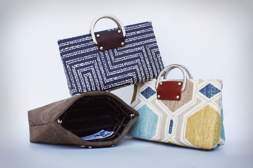 Handmade bags by Libby Mitchell from Add Libb