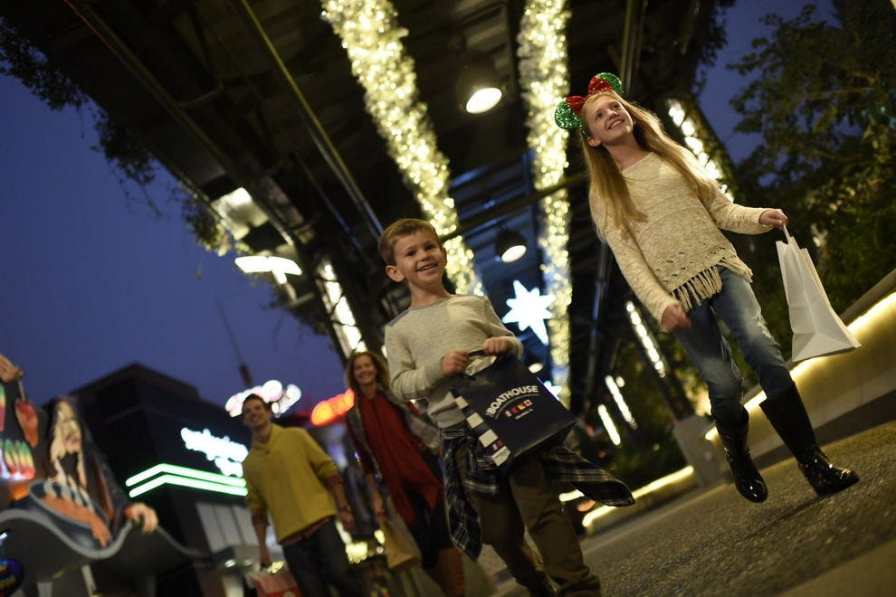 Holidays at Disney Springs