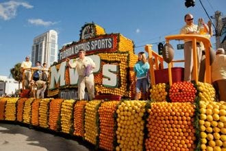 Florida Citrus Parade