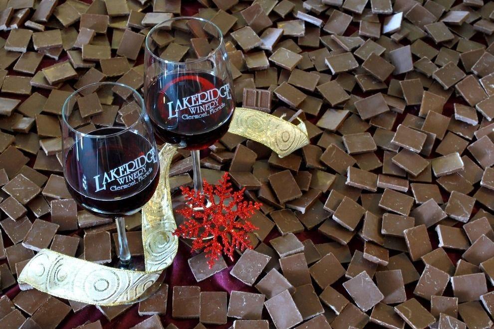 湖畔酒庄和葡萄园