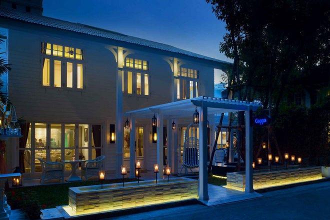 Restaurant Slideshow Restaurants With Michelin Stars In Bangkok