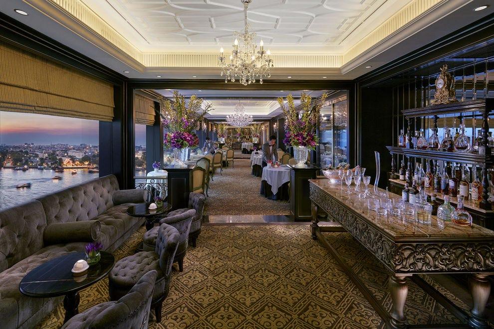 Restaurants With Michelin Stars Restaurants In Bangkok