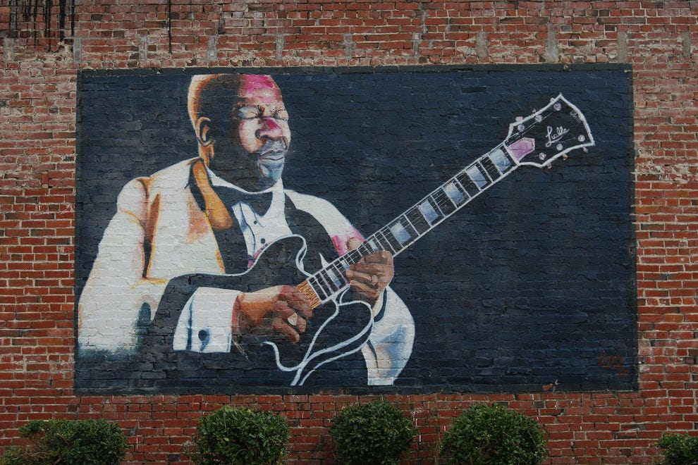 Mississippi - B.B. King Museum and Delta Interpretive Center