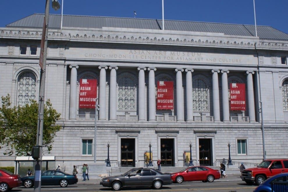 Asian art museum san francisco attractions review for Art san francisco museum