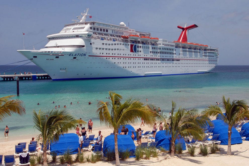 Carnival's value and entertainment score big points with millennial travelers