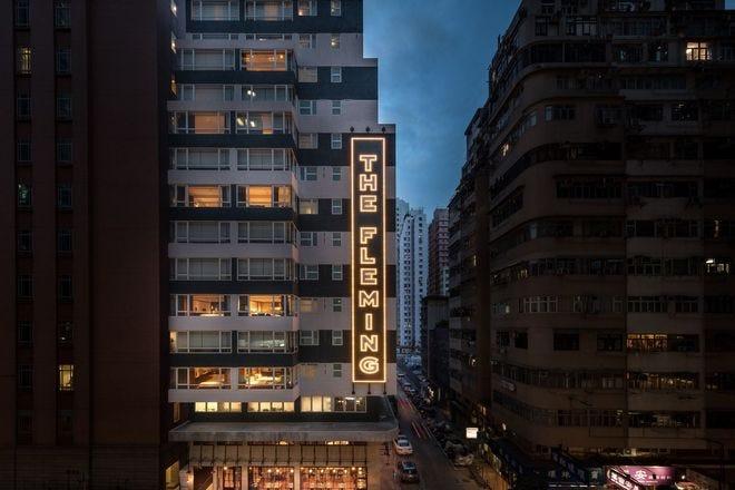 Romantic Hotels in Hong Kong