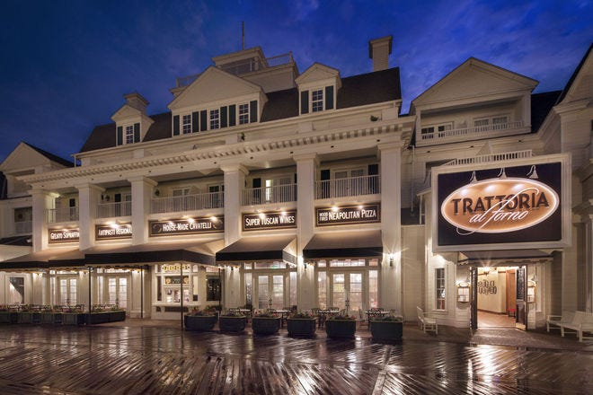 Walt Disney World S Best Italian Restaurants In Orlando