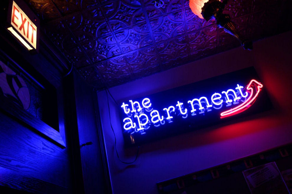 The Apartment Lounge & Nightclub