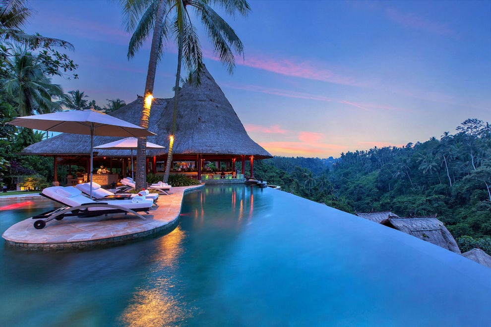 The Viceroy Bali in Ubud