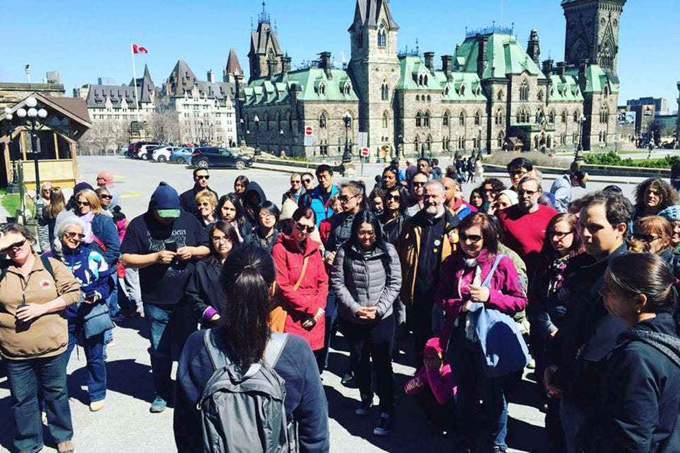 Indigenous Walks is a must-do when visiting Ottawa
