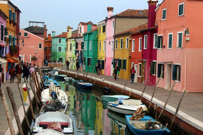 These two beautiful islands are Venice's best-kept secret - travel-tips
