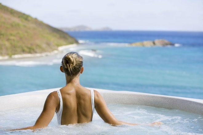 Soak in the scenery from these tubs with stunning views - travel-tips