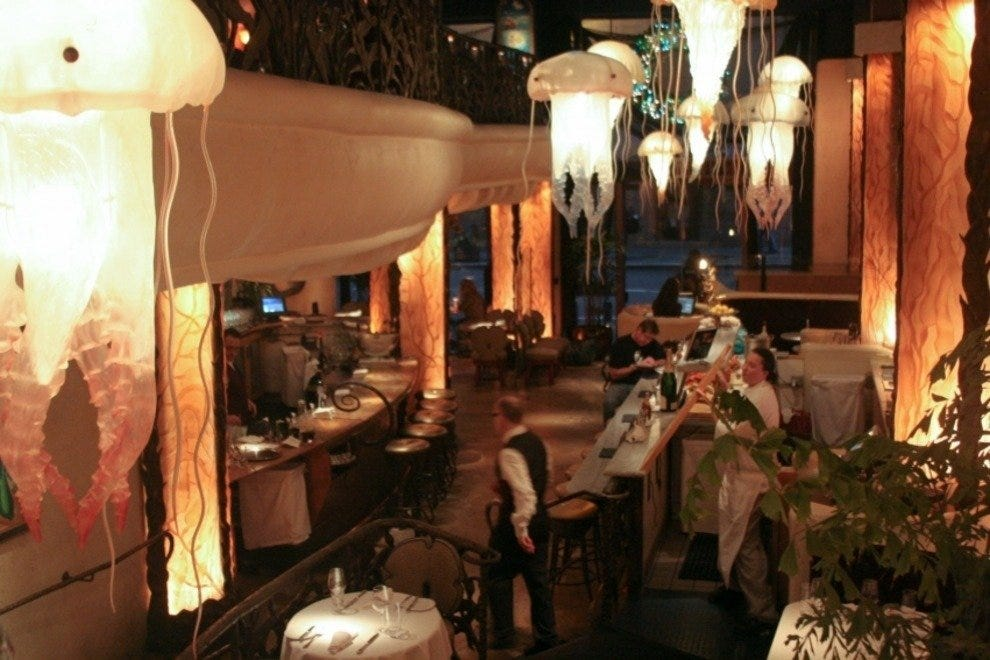 Farallon San Francisco Restaurants Review 10best Experts And
