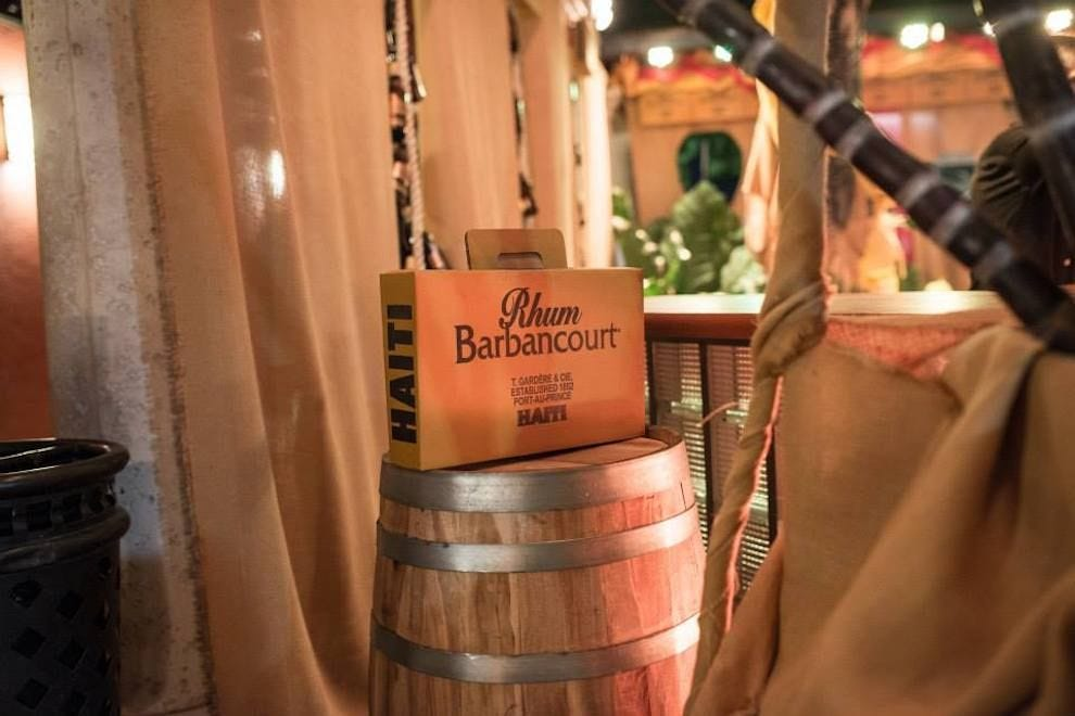 Barbancourt is one of Haiti's oldest and most famous distilleries