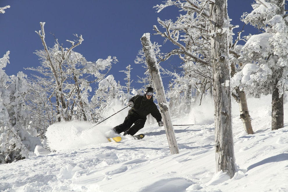 From beginners to experienced skiers, Whiteface has something for everyone