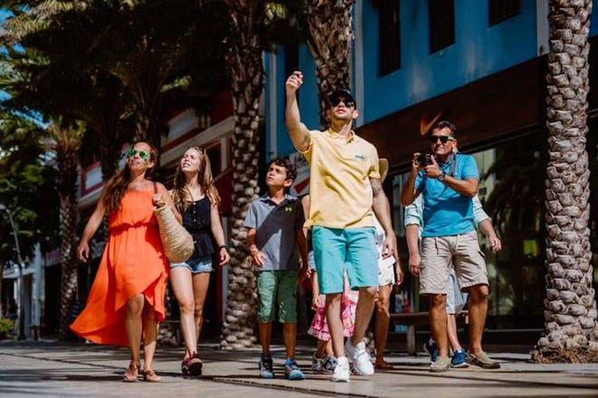 Aruba Downtown Walking Tours