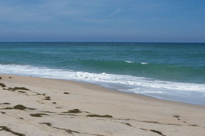 outer banks beaches closed