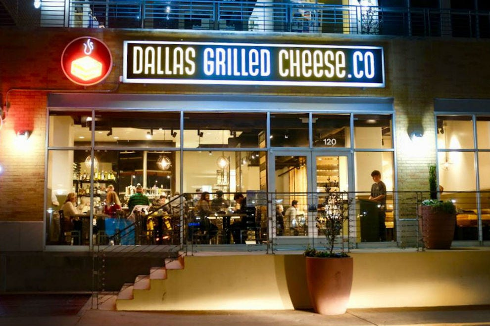 Dallas Grilled Cheese Company