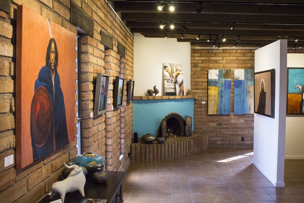 Casa de Tesoro Gallery of Fine Art