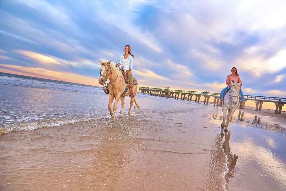 Horseback Riding Near Myrtle Beach
