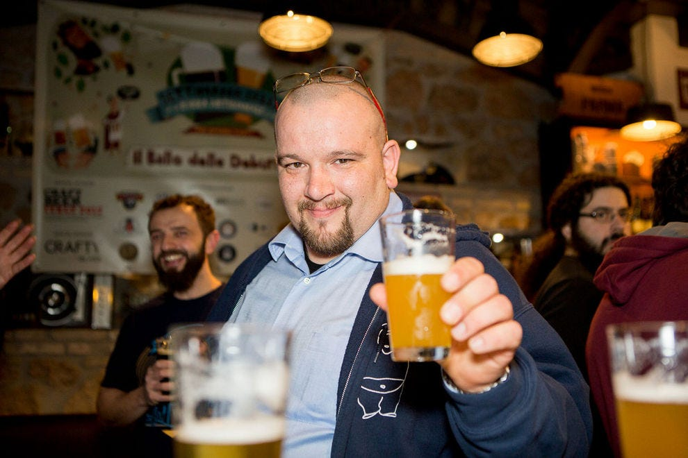 2018 Italian Craft Beer Festival