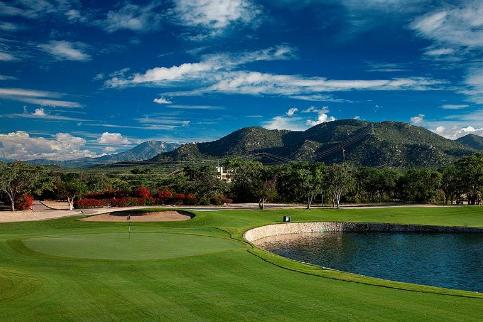 Golf Courses Cabo San Lucas | Book Your Golf  |Cabo San Lucas Golf Courses Map