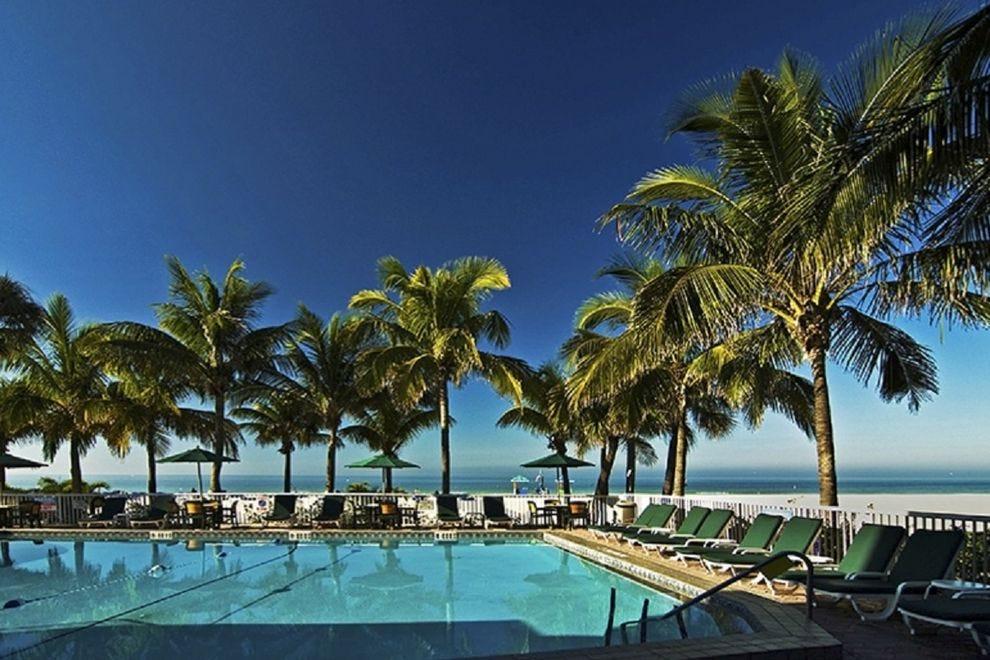 Beachcomber Beach Resort St Petersburg Clearwater