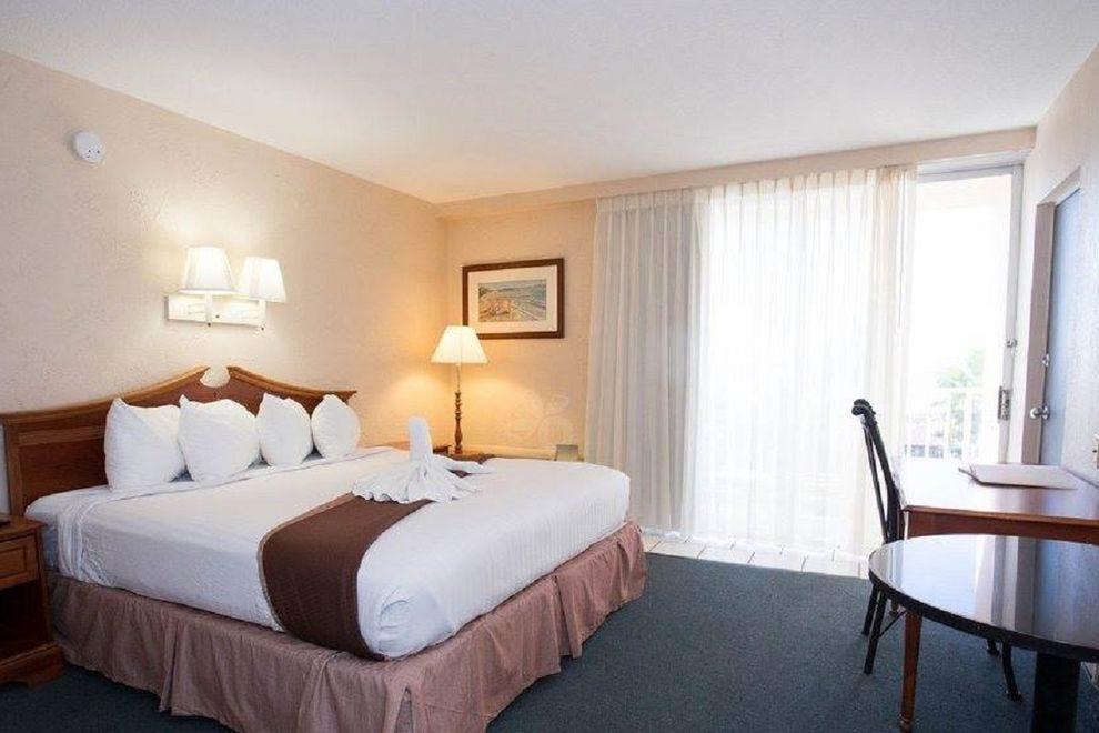 圣彼特海滩豪生度假酒店