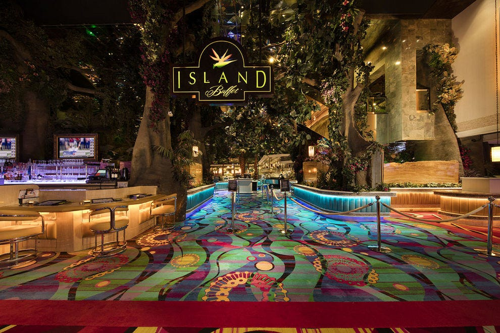 Island Buffet at Peppermill Reno