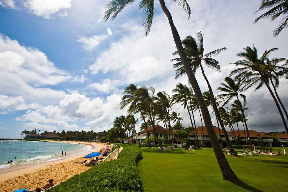 Best Swimming Beach South Shore Kauai