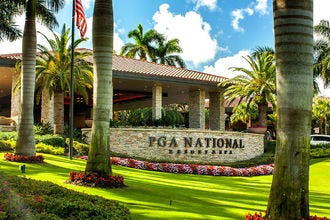 PGA National Golf Courses