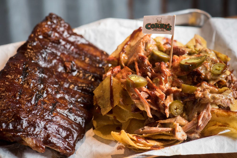Memphis Bbq Restaurants 10best Barbecue Barbeque Reviews