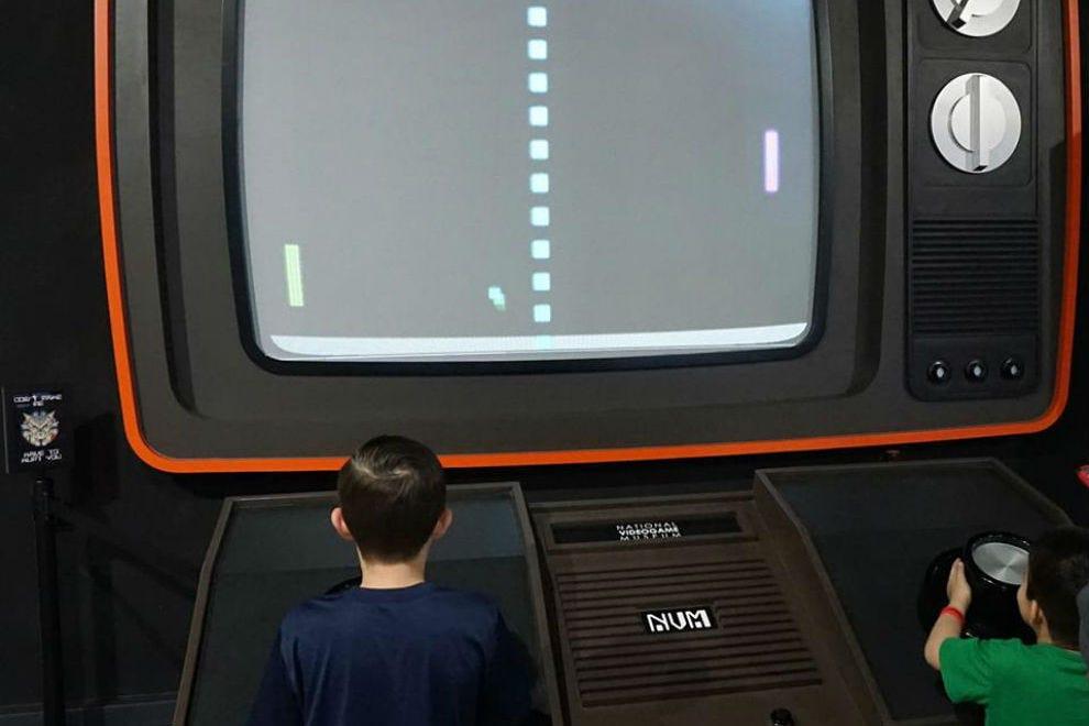 国家电子游戏博物馆