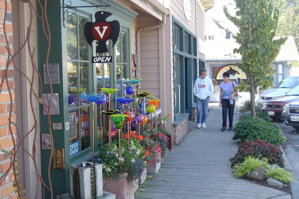 Best Small Town for Shopping Winners: 2018 10Best Readers\' Choice ...