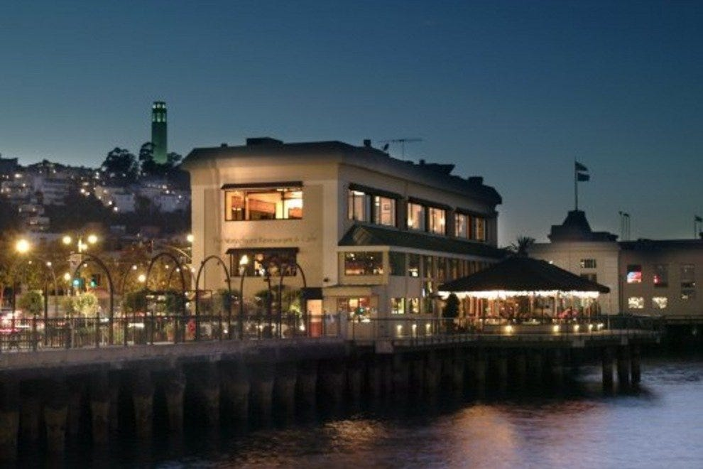San Francisco Waterfront Restaurants 10best Watersiderestaurant Reviews