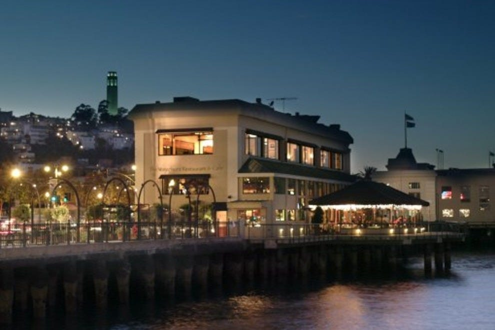 The Waterfront Restaurant San Francisco Reviews
