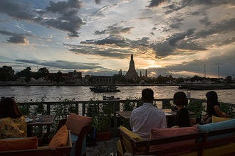 Bangkok's Best Waterfront and Riverside Dining Options